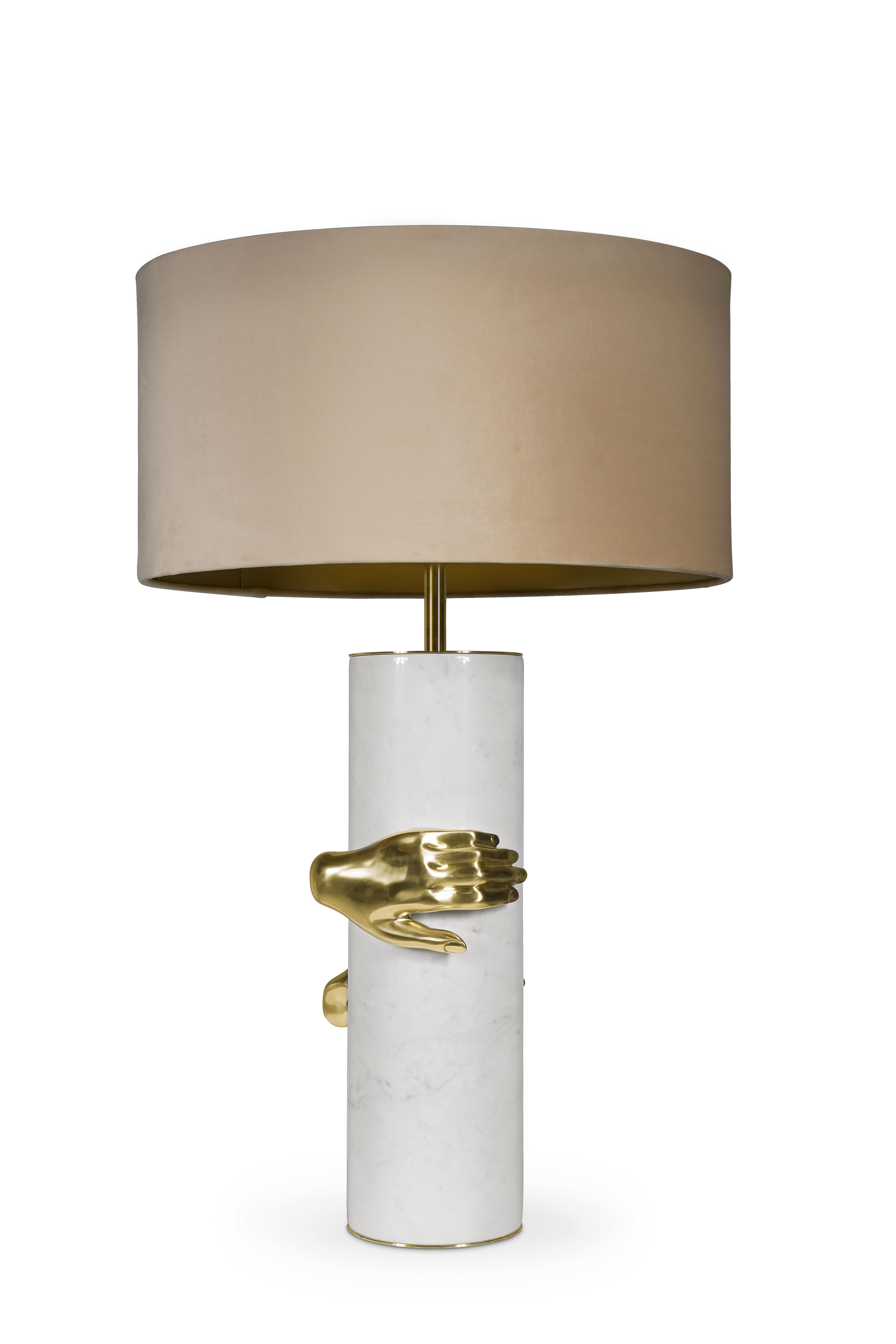 Table Lamp Vengeance By Koket