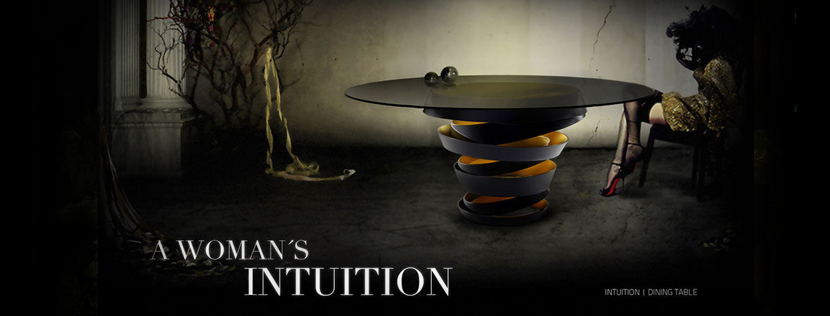 Previous; Next. Intuition Dining Table ... Nice Look