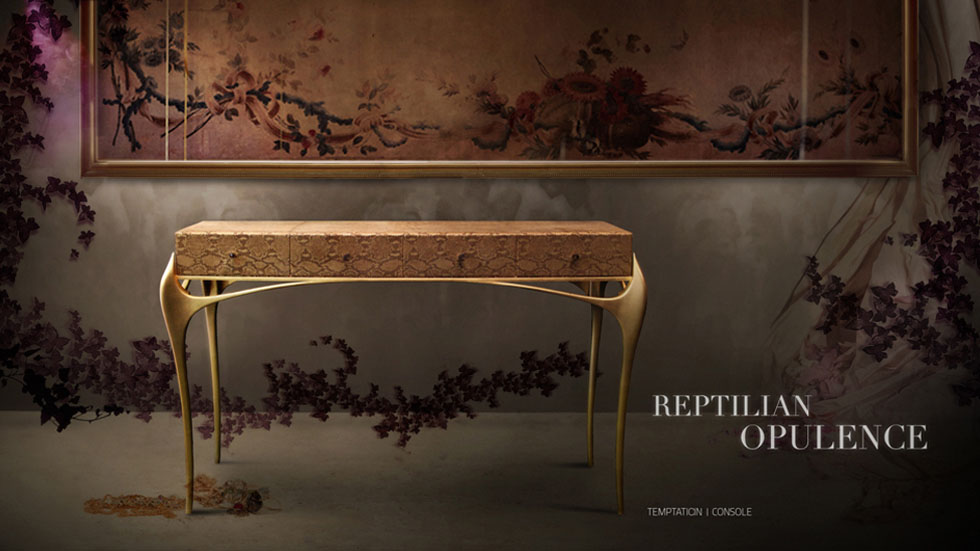 TEMPTATION Console Koket Love Happens