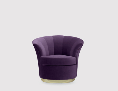 Besame Chair by KOKET