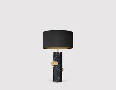 Vengeance Table Lamp by KOKET