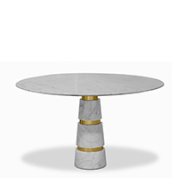 AVALANCHE Dining Table by KOKET Love Happens