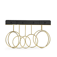 BURLESQUE Console by KOKET Love Happens