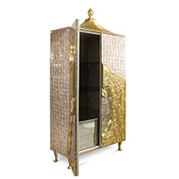 CAMILIA Armoire by KOKET Love Happens