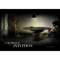 INTUITION Dining Table by KOKET Love Happens
