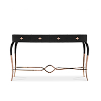 LURIDAE Console by KOKET Love Happens