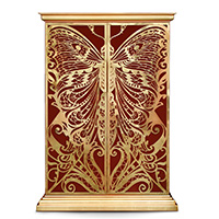 MADEMOISELLE Armoire by KOKET Love Happens