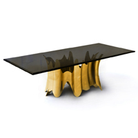 ALLURE Dining Table by KOKET Love Happens