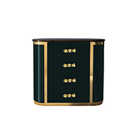 ORCHIDEA Bedside Table by KOKET Love Happens