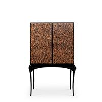 TEMPTATION Bar Cabinet Table by KOKET Love Happens