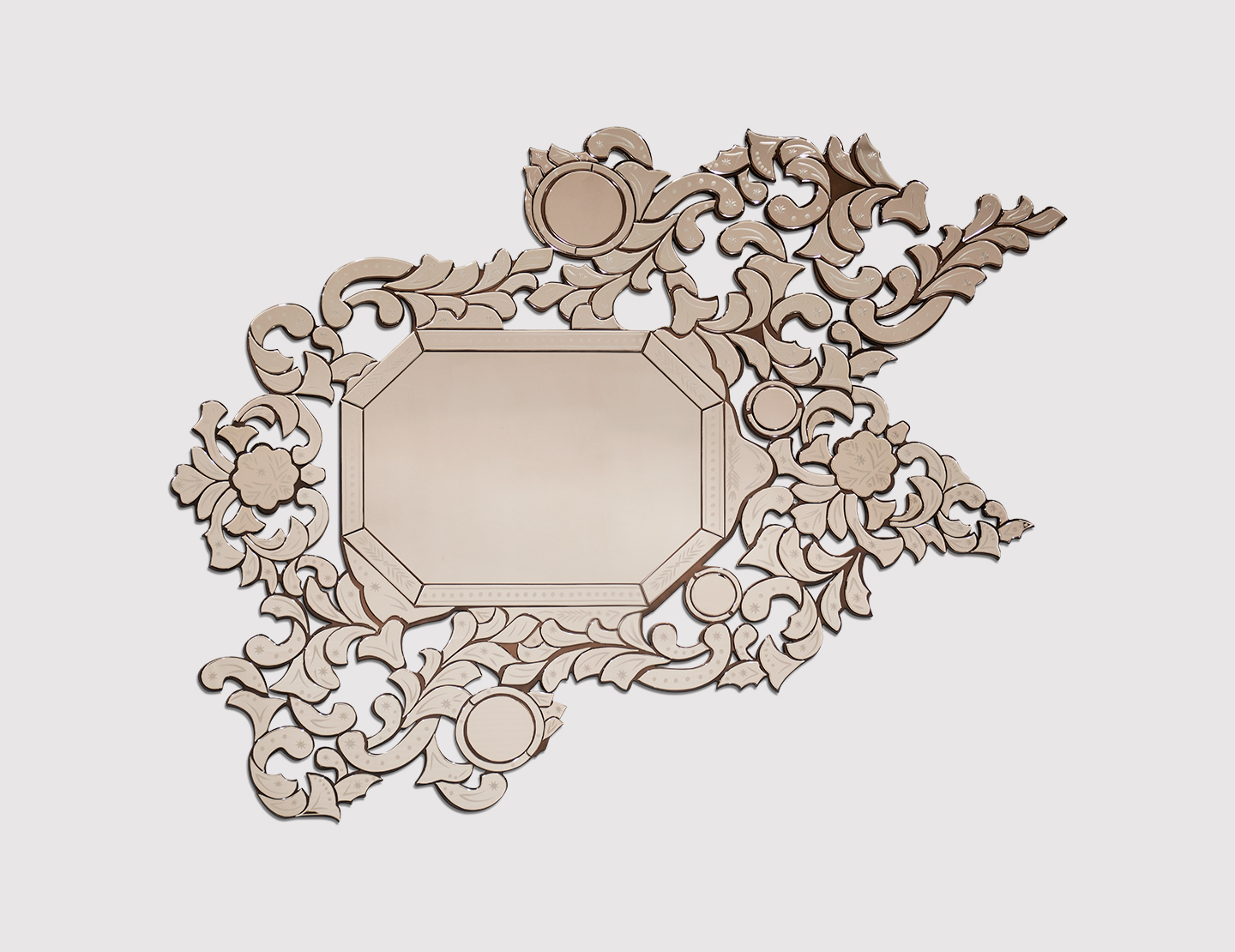 Addicta Mirror An Unique Mirror By Koket - Unique-wall-mirrors-from-opulent-items