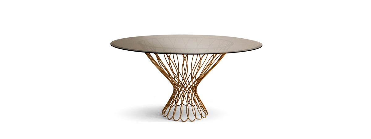 Esstisch Designs Koket Kollektion | Allure Dining Table A Chic Dining Table By Koket
