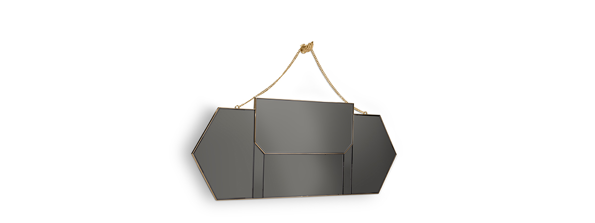Canadakoket Stockholm : EGOIST Mirror  A luxury mirror by Koket