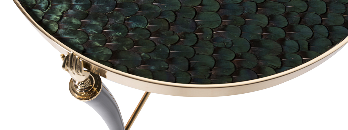Gisele Side Table Koket Love Happens