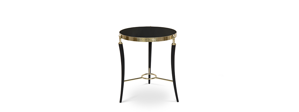 Gisele III Side Table Koket Love Happens