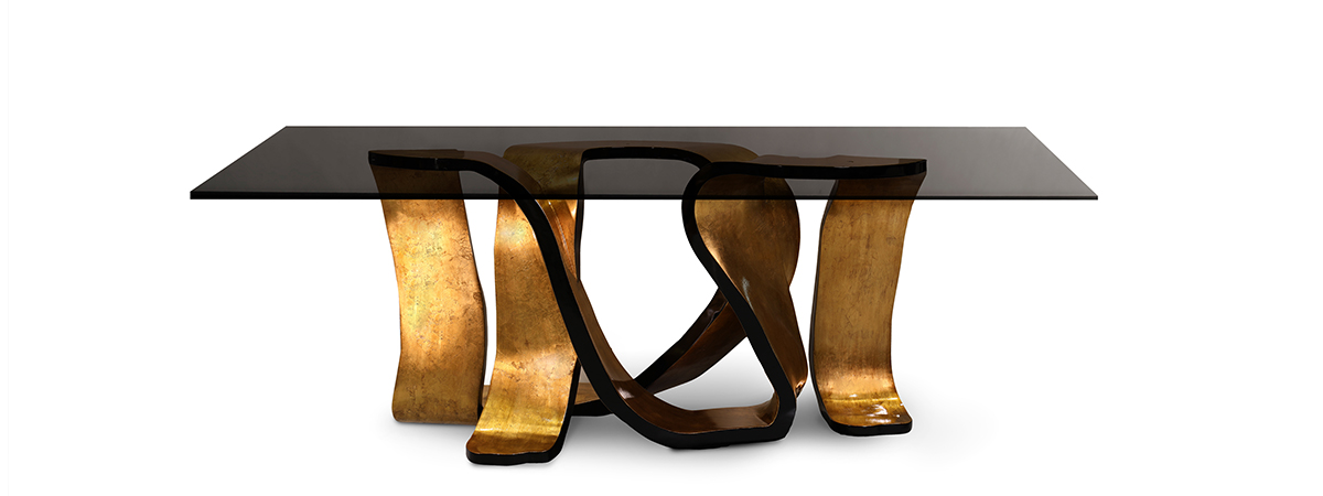 Ribbon Dining Table Koket Love Happens