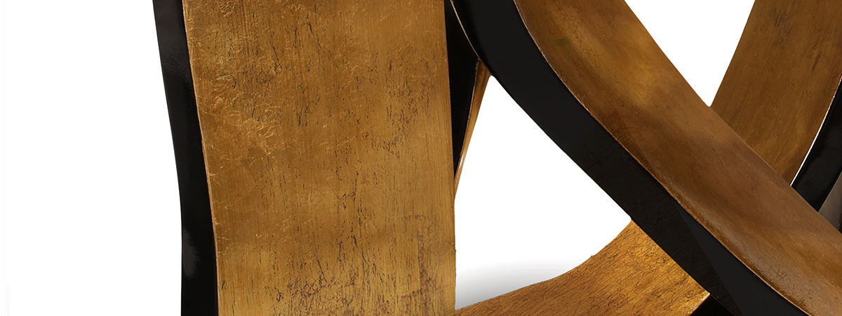 ribbon dining table | a chic dining table by koket, Wohnzimmer dekoo