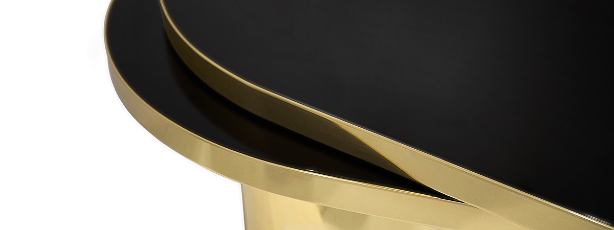 TEARS Cocktail table Luxury coffee table by Koket