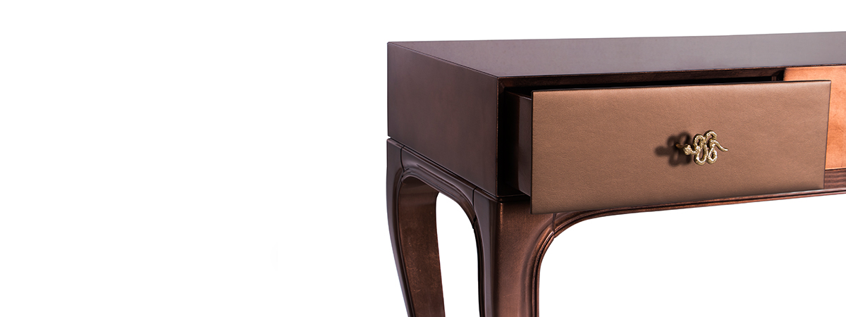 Untamed Console Luxury Table By Koket