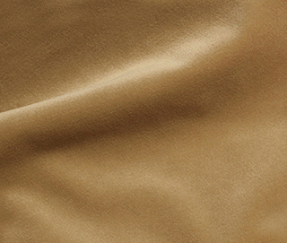COZY VELVET LATTÉ Fabric by KOKET