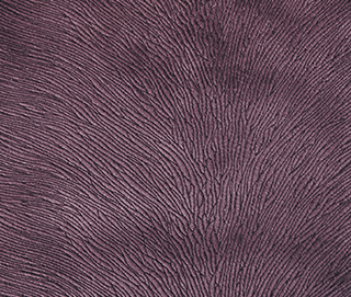 HIDE VELVET HEATHER Fabric