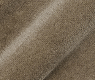 LUX VELVET 0083 DOVE Fabric by KOKET
