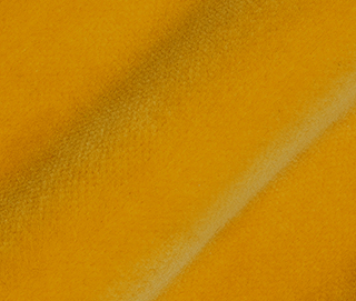 LUX VELVET 0176 PURE YELLOW Fabric
