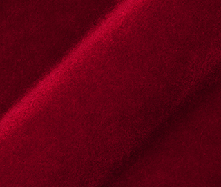 LUX VELVET 0339 RUBY WINE Fabric