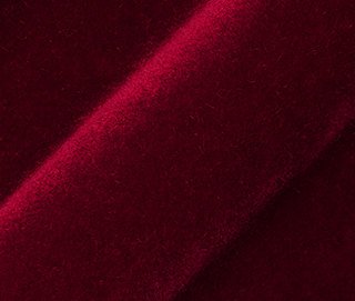 LUX VELVET 0343 DOVE Fabric by KOKET