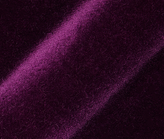 LUX VELVET 0374 ROYAL PURPLE Fabric