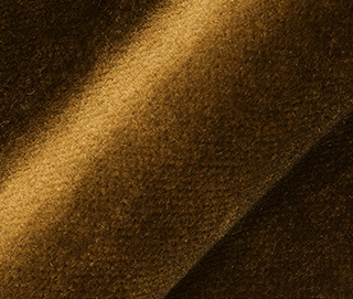 LUX VELVET 0452 BRONZE BROWN Fabric