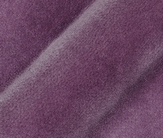 LUX VELVET 0547 DOVE Fabric by KOKET