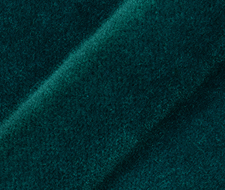 LUX VELVET 0615 DUSTY TURQUOISE Fabric