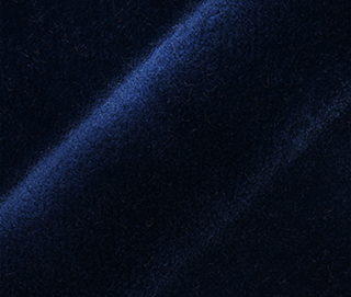 LUX VELVET 0642 NAVY BLUE Fabric