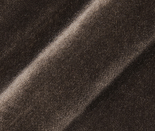 LUX VELVET 0895 DOVE Fabric by KOKET