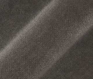 LUX VELVET 1205 DEEP GRAY Fabric