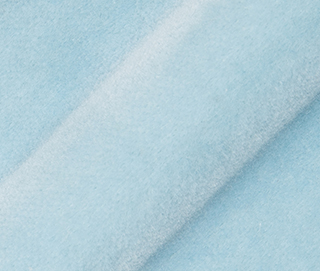 LUX VELVET 6031 BABY BLUE Fabric