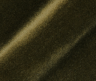 LUX VELVET 7033 SAFARI GREEN Fabric
