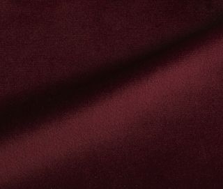 PARIS VELVET WINE Fabric