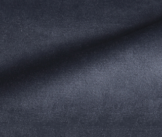 RADIANCE VELVET DEEP NAVY Fabric