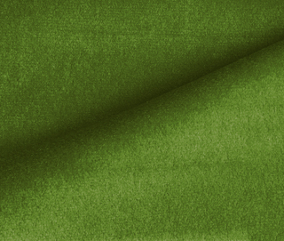 RADIANCE VELVET PALM GREEN Fabric by KOKET