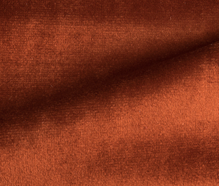 RADIANCE VELVET TERRACOTA Fabric