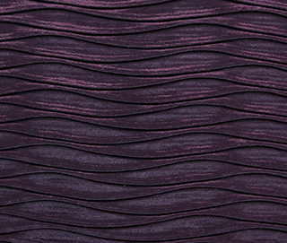 ROUCHED GRAPE Fabric by KOKET