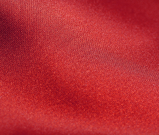 SATINA HIGH RISK RED Fabric