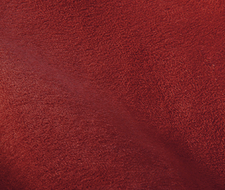 ULTRA SUEDE CRANBERRY Fabric by KOKET