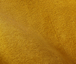ULTRA SUEDE OCHRE Fabric by KOKET