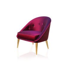 Nessa Chair by KOKET