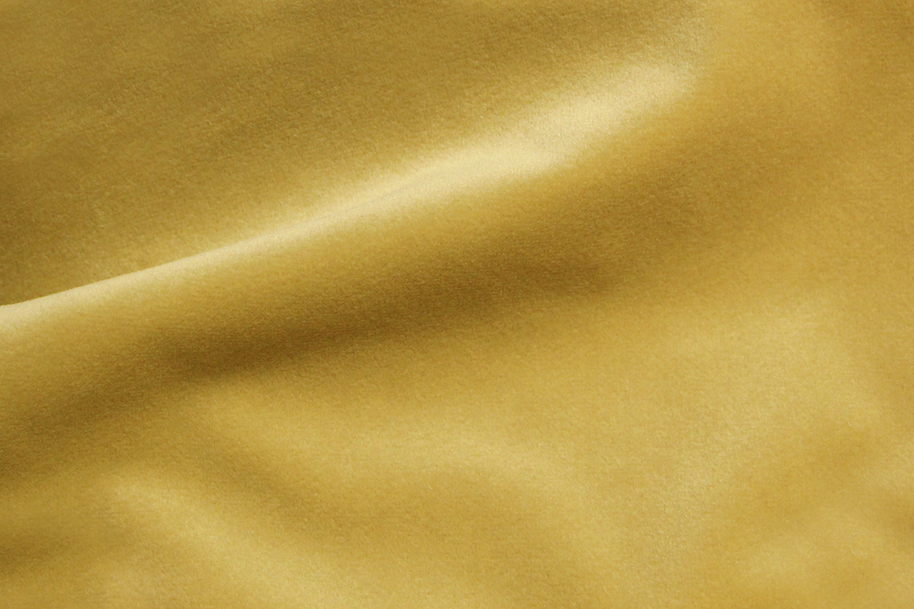COZY VELVET CHAMOMILE Fabric by KOKET