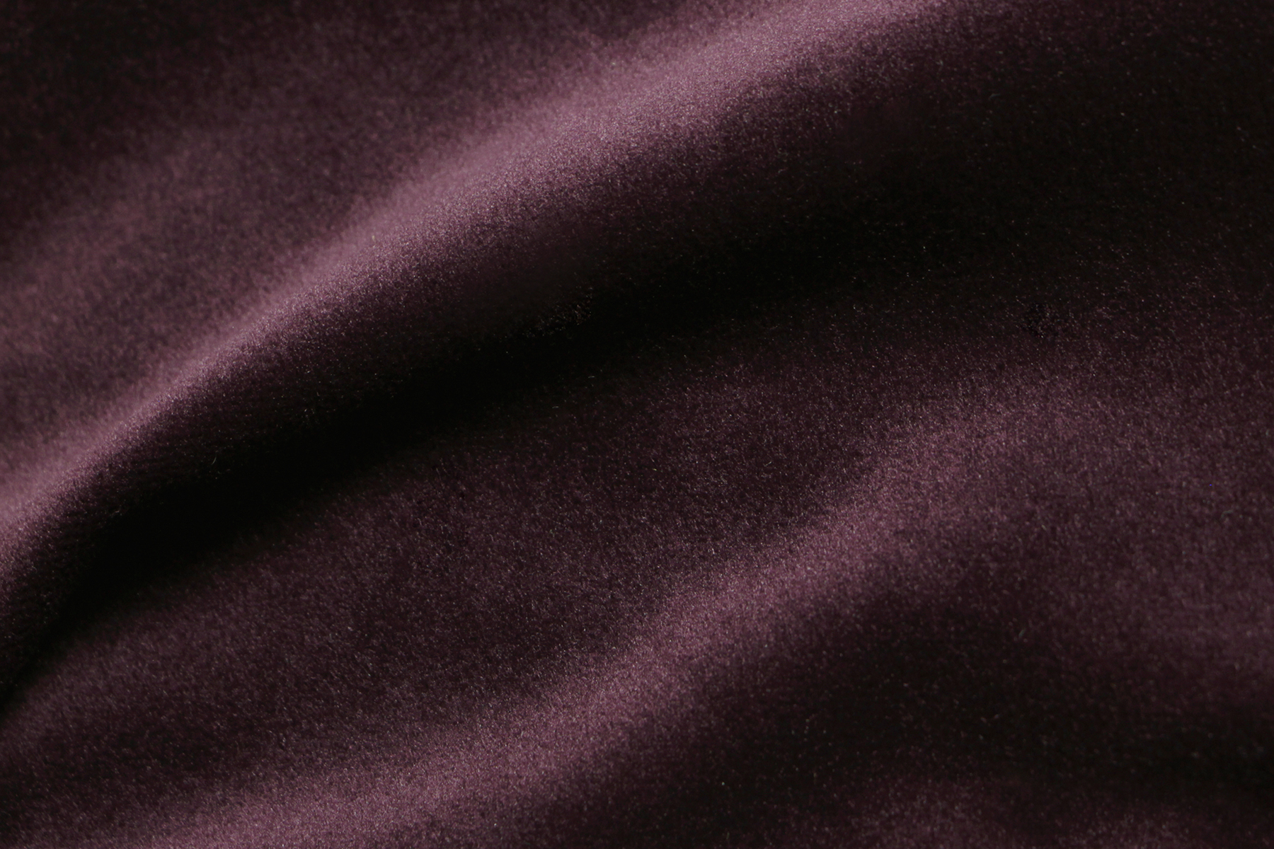 COZY VELVET POTENT PURPLE Fabric by KOKET
