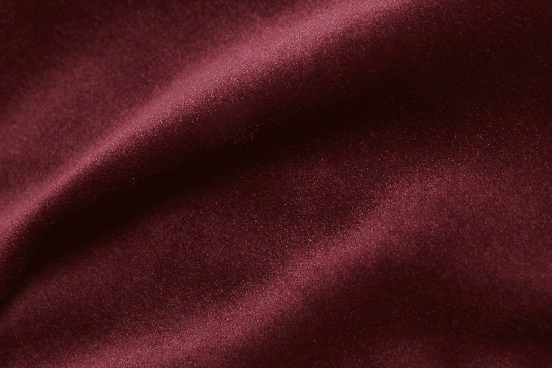 COZY VELVET SYRAH Fabric by KOKET